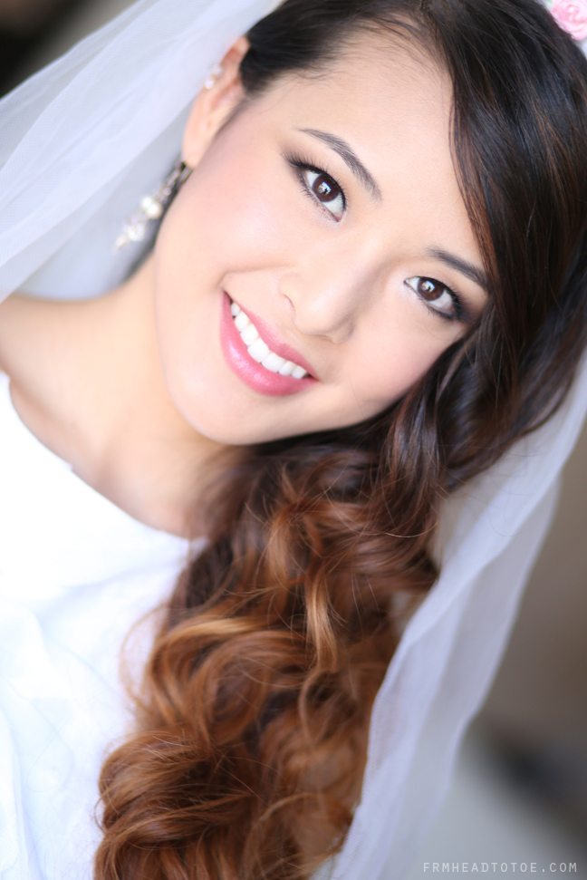 Natural Wedding Makeup Asian : Bridal Makeup Tutorial for Monolids and Small Creases - From ...