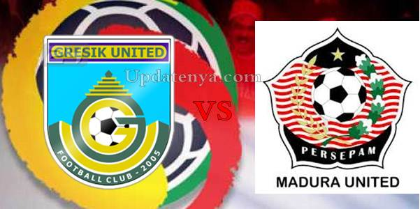 Gresik United vs Persepam Madura United ISL (Rabu, 17 April 2013