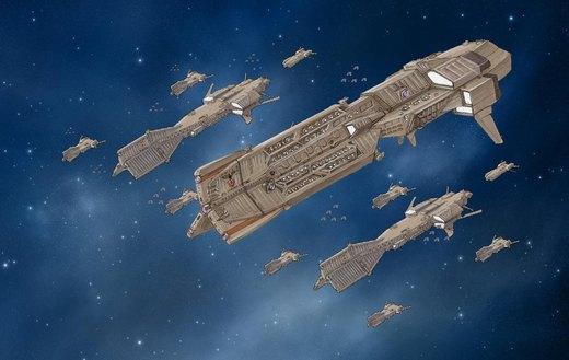Dark Nova: Fleet Image por Breandan-OCiarrai