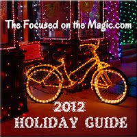 Focused on the Magic Holiday Guide