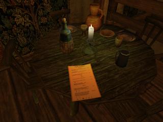 Menu on Table v1.3