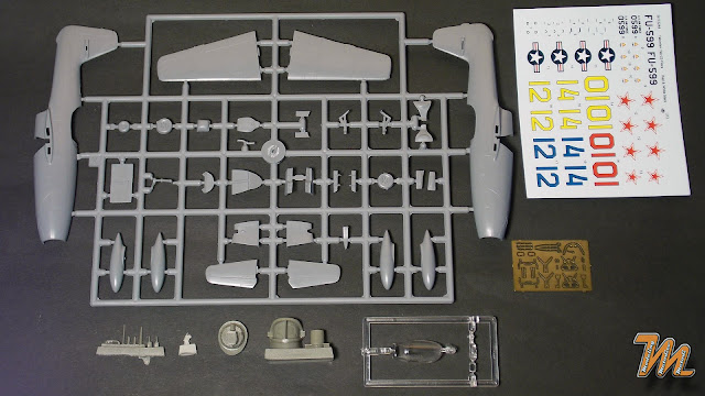 """Special Hobby 1:72 Yak-23 """"Flora"""", kit # 72248 inbox review"""