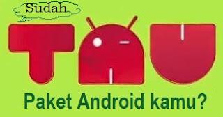 Cara Daftar Paket Internet Android Simpati