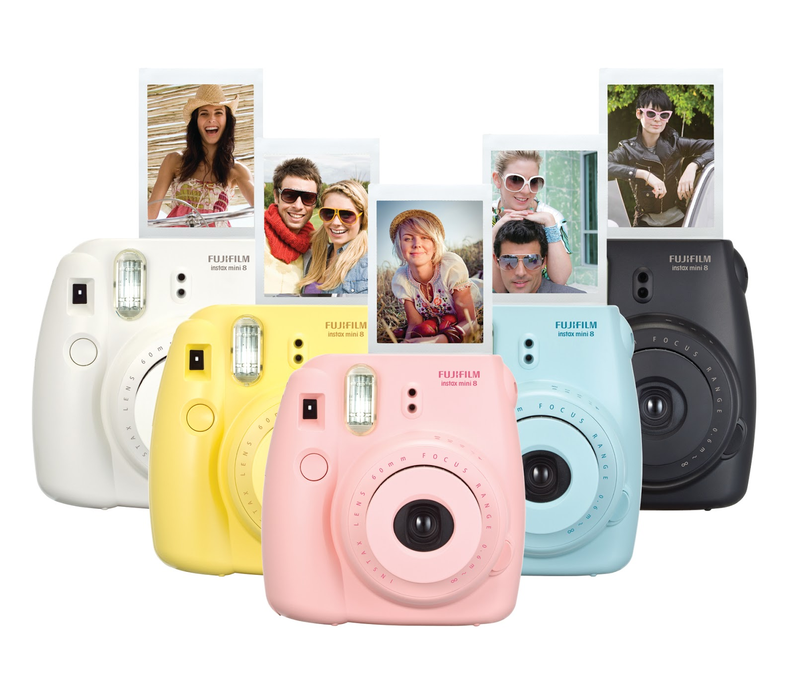 review fujifilm instax mini 25 in pink. Black Bedroom Furniture Sets. Home Design Ideas