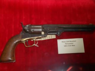 1851 navy colt revolver