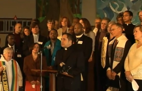 Matrimonio Catolico En Estados Unidos : Suspenden a sacerdote católico que apoya quot matrimonio gay