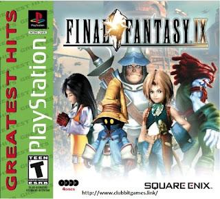 LINK DOWNLOAD GAMES Final Fantasy IX PS1 FOR PC CLUBBIT