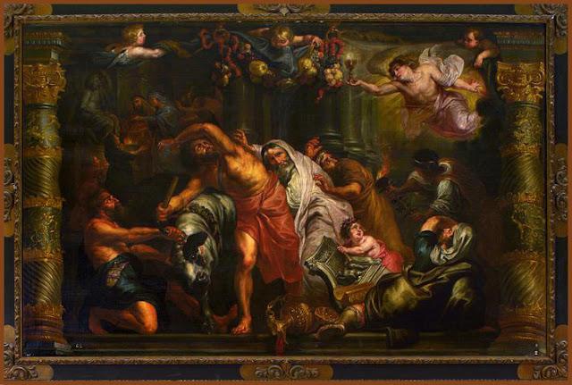 Óleo de Teniers III