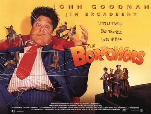 Borrowers movie poster