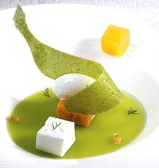 Ejercicios de espa ol ferran adri el mejor chef del mundo for Tecnicas vanguardistas
