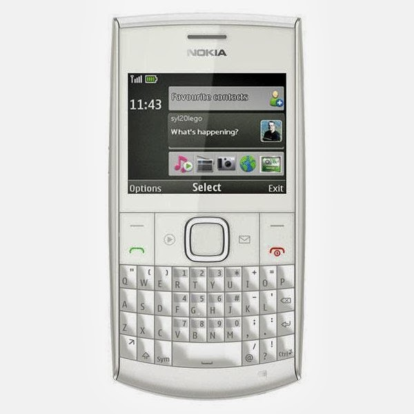 Download Tema Nokia X2-01 NTH Terbaru 2013
