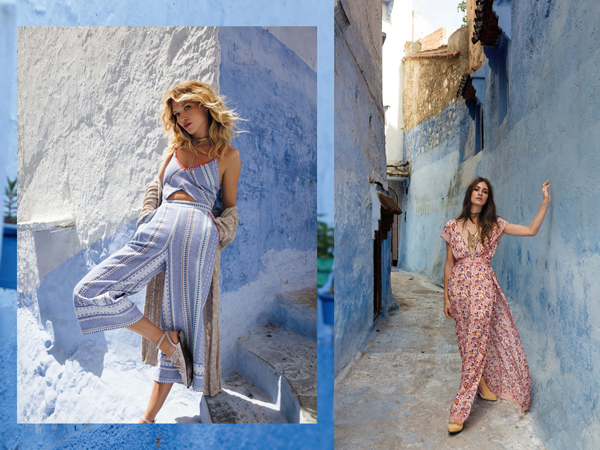 Free People vestidos y pantalones nuevo lookbook