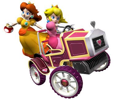 Peach y Daisy: