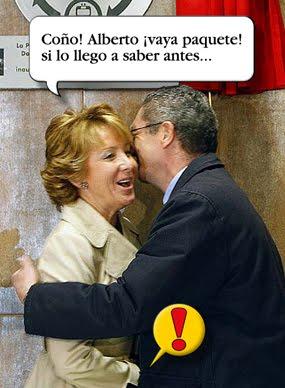 Jo! Alberto...