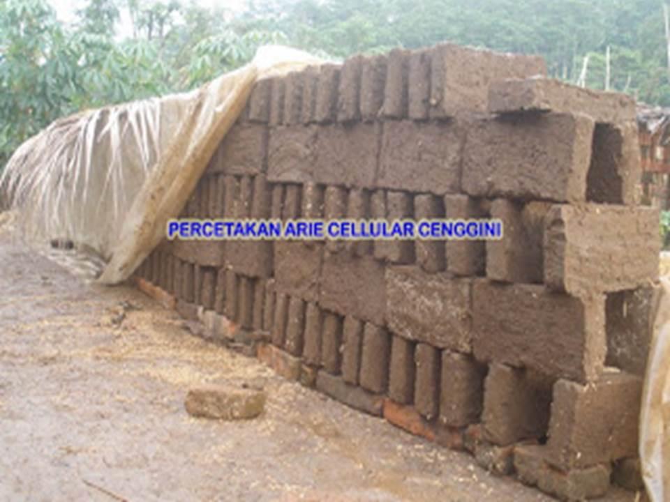 Sistem Infomasi Teknik Sipil Cara Membuat Batu Bata