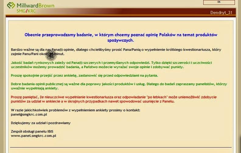 smg/krc sprawdzona firma płatne ankiety