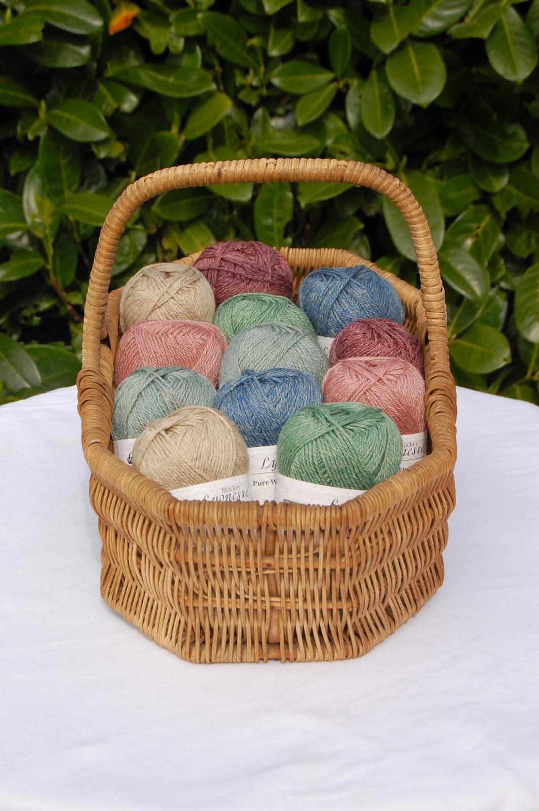 Blacker Lyonesse DK British Wool