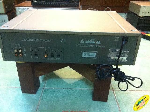 Đầu Denon MD Player - Model: 1800AL