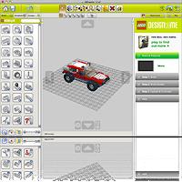 Free LEGO Digital Designer