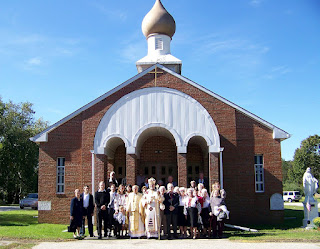 Saints Peter and Paul Ukrainian Catholic Church closed on June 29, 2014