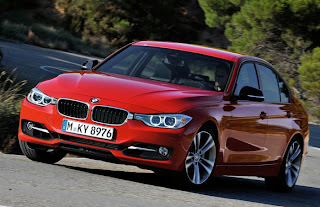 2013 BMW 3-Series Cornering