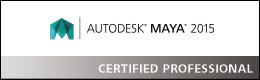Autodesk Maya 2015 Certified Professional