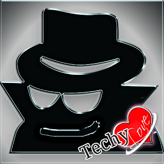 Incognito man - Image came only from TechyLove - The Hotspot site for gadgets and latest sites