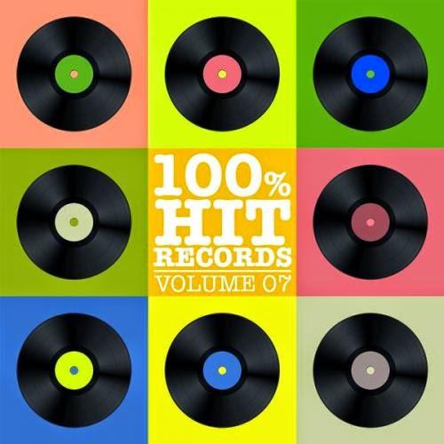 poster 100% Hit Records, Vol. 7