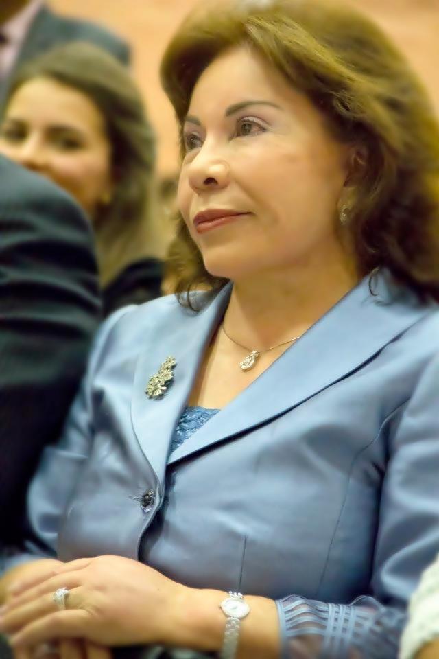 Licenciada Maria Luisa de Moreno Piraquive