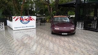 15η Ετήσια Συγκέντρωση Φίλων Mazda  ΜΧ5