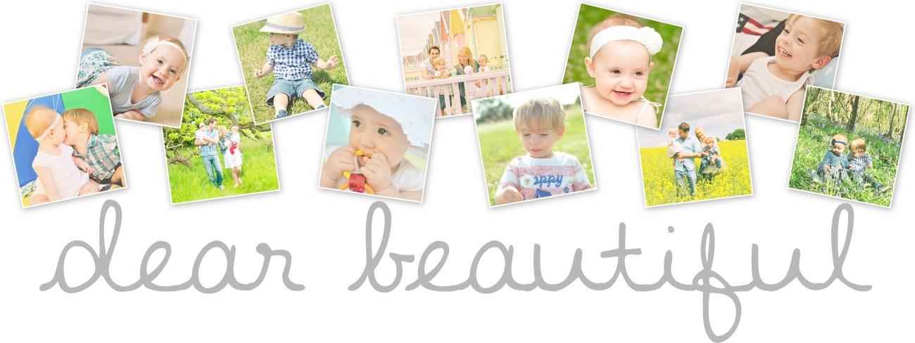 dear beautiful {a family lifestyle blog}