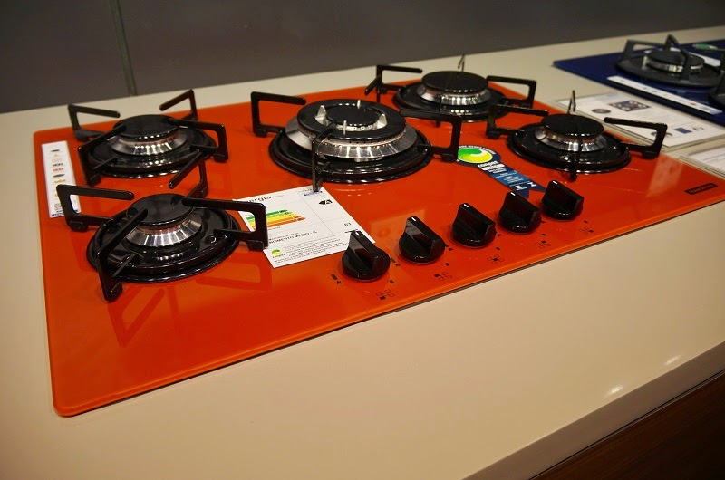 Cooktop Glass Tramontina - Expo Revestir 2015