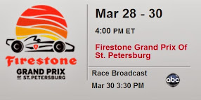 Indy Car Series - Streets of St. Peterburg