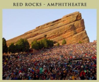 Crazy Horse Red Rocks