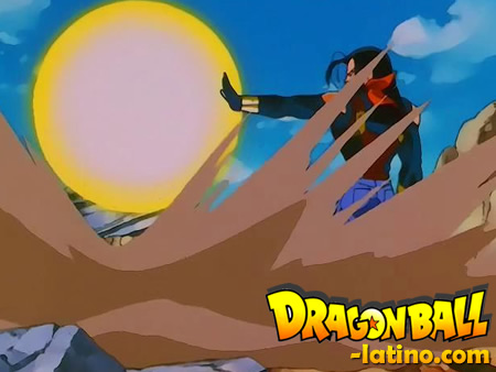 Dragon Ball GT capitulo 45