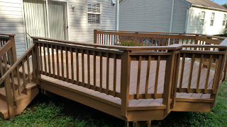 Deck Refurbishing Sherwin Williams Superdeck