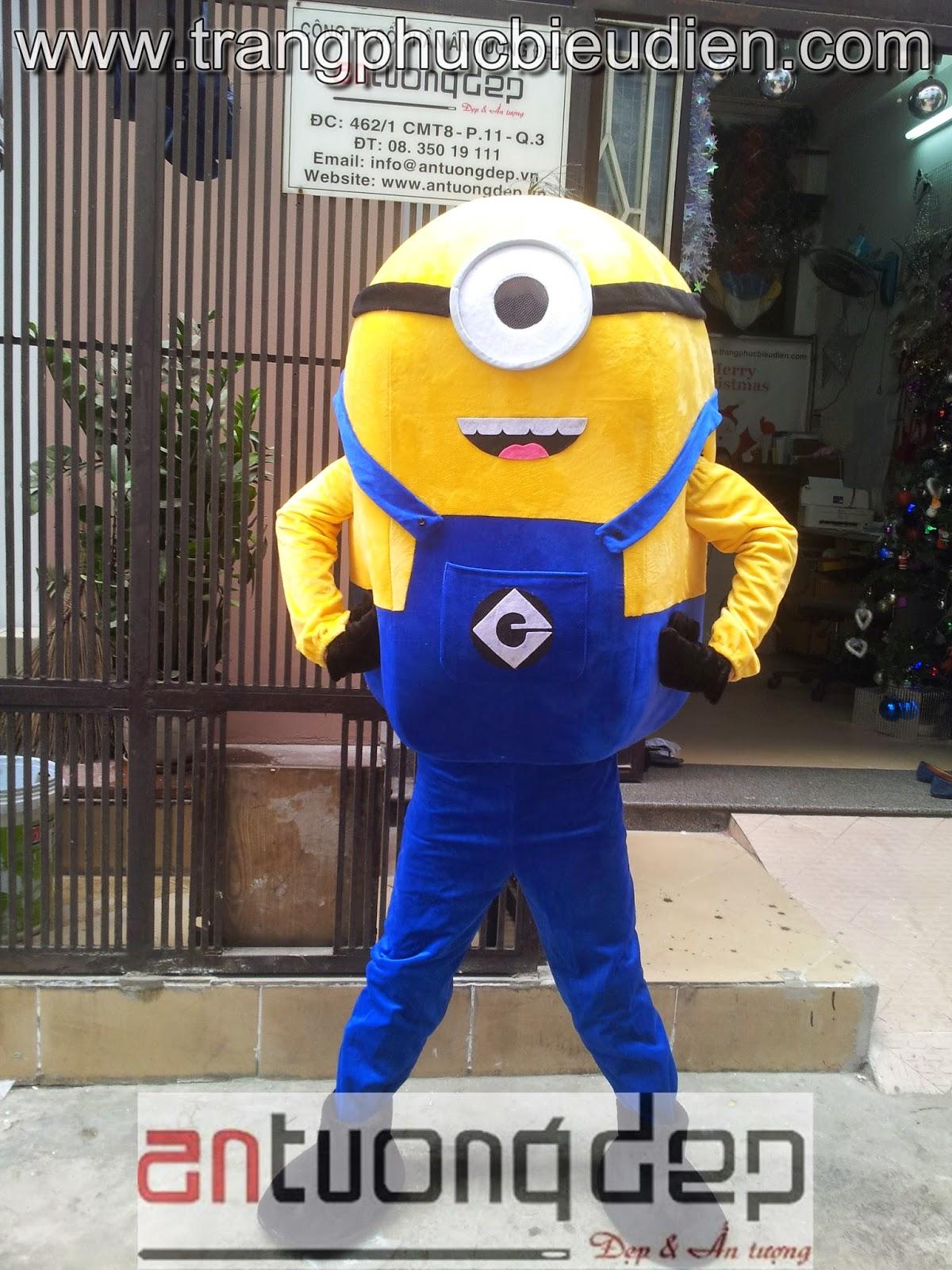 bán thuê mascot giá rẻ