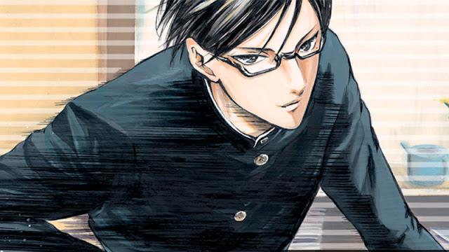 Setelah Manganya Berakhir 'Sakamoto Desu Ga?' Dapatkan Adaptasi Anime TV