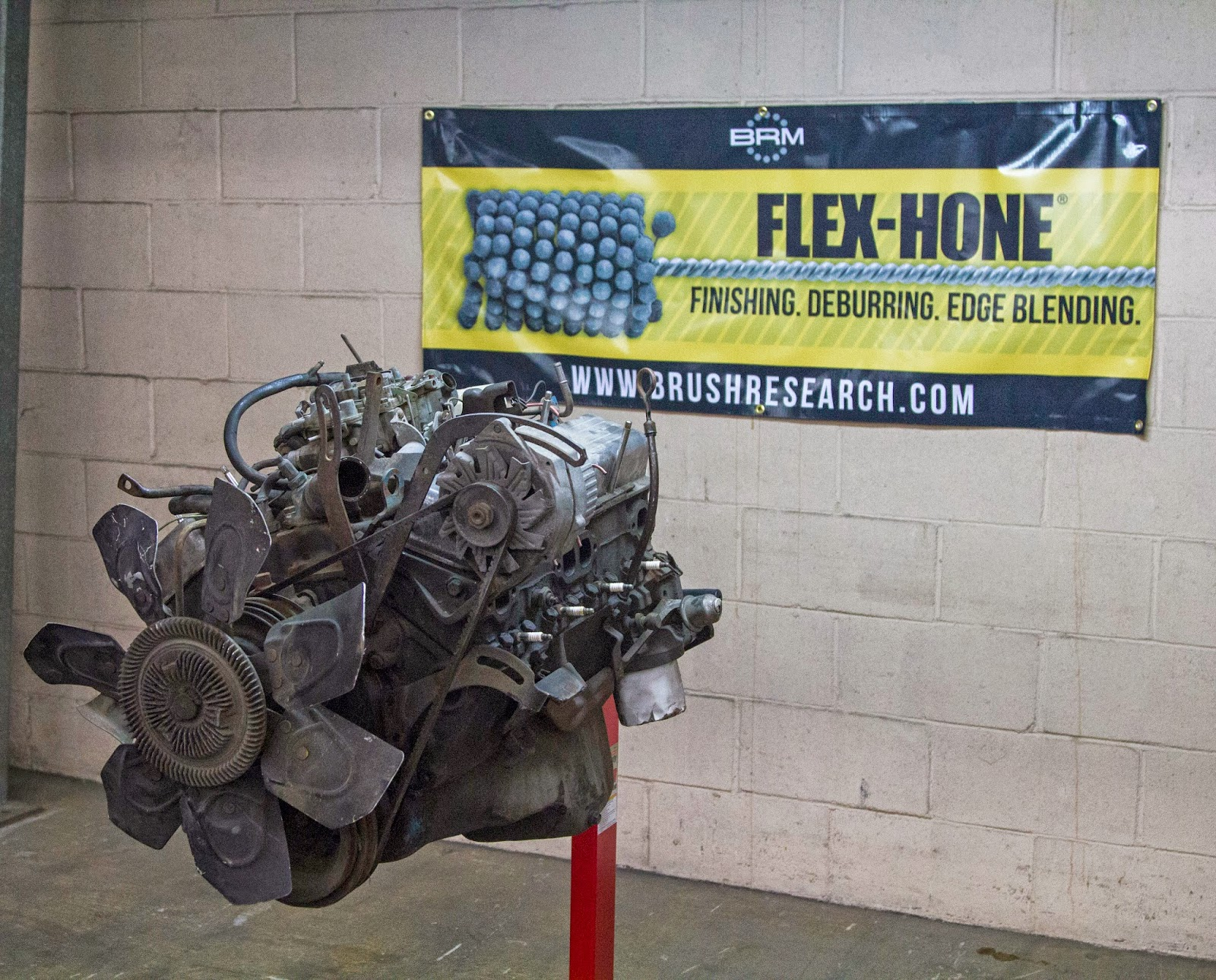 how to rebuild a chevy 350 engine video
