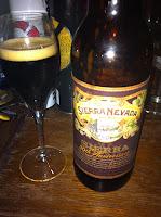 Nu kör vi på rejäl öl! Sierra Nevada 30th Anniversary Jack & Kens Ale