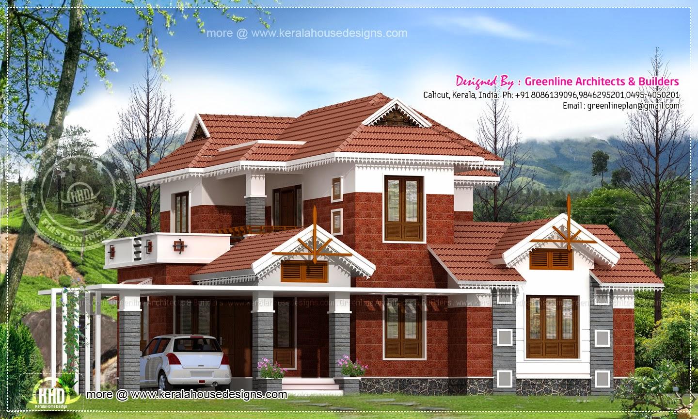 Cute Kerala Home