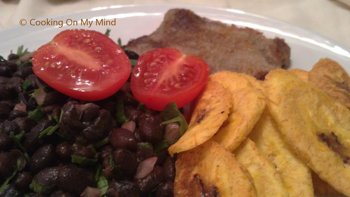 Recetas faciles de pasteles y comida inspiracion caribe a for Cocinar judias negras