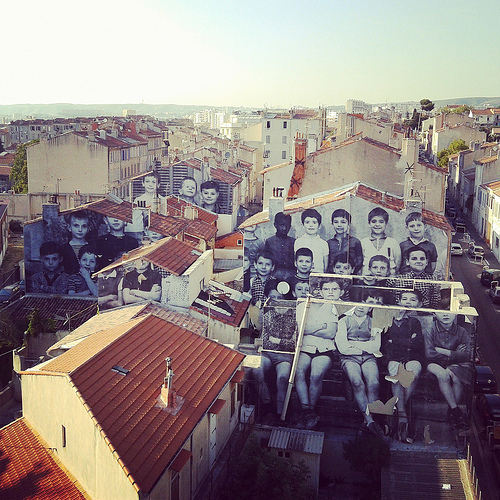 Mural Paintings - Marseille