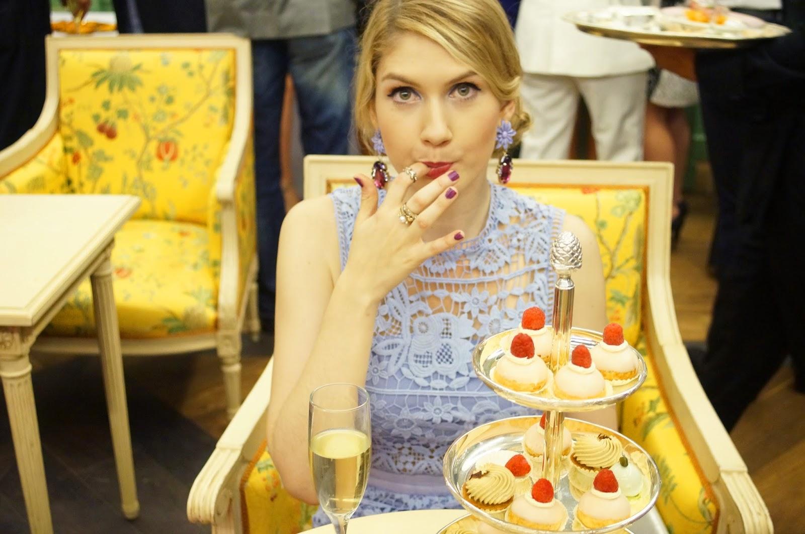 Life is short, eat all the dessert!