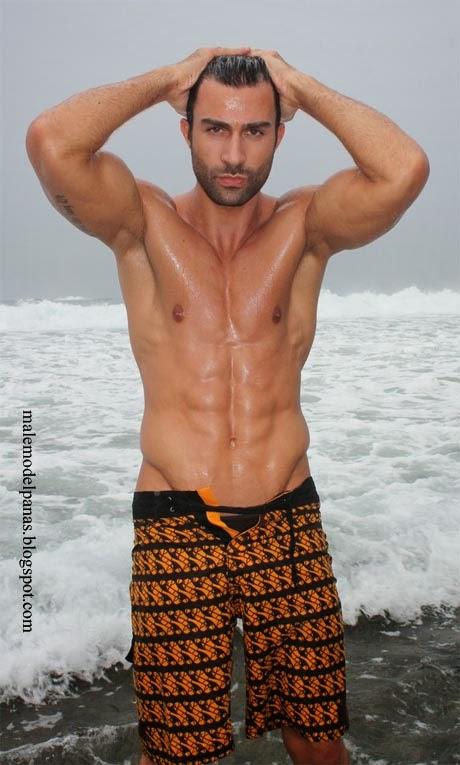Ufuk Değer beach wear