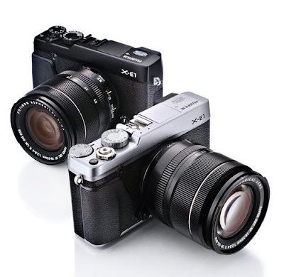 Fotografia della Fujifilm X-E1