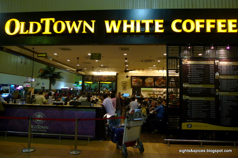 5 force old town white coffee A perfect smooth blend of the original white coffee rich, creamy and aromatic, it has a heightened lingering mouth feel brands: old town white coffee.
