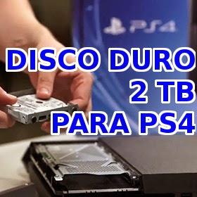 Disco duro 2 Terabyes para PS4 en Lima Peru Venta envio instalacion configuracion soporte sony playstation 4 delivery gratis oferta free online juegos