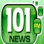 Rádio FM News 101,5