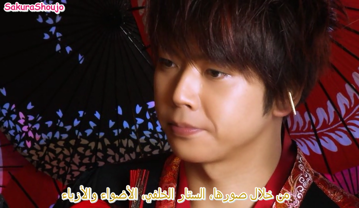 NEWS Making Of KAGUYA Arabic sub,أنيدرا